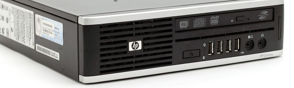 Ремонт компьютера HP Elite