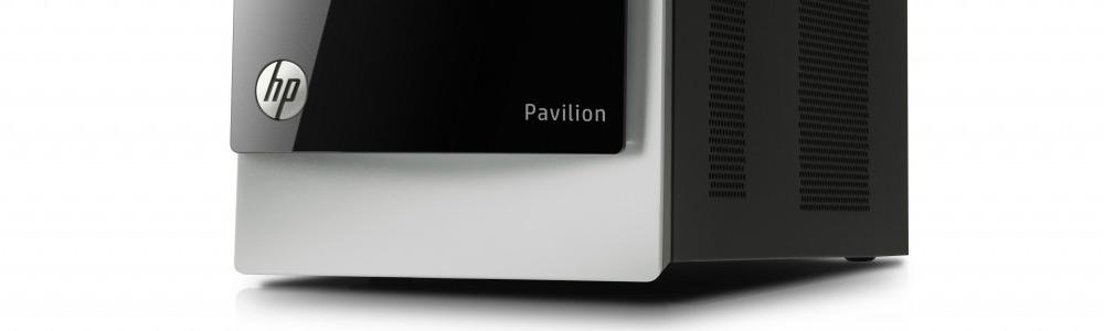 Ремонт компьютера HP Pavilion