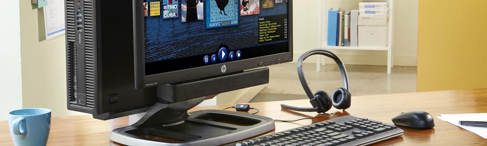 Ремонт компьютера HP ProDesk