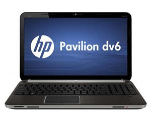 Ремонт ноутбука HP Pavilion DV6