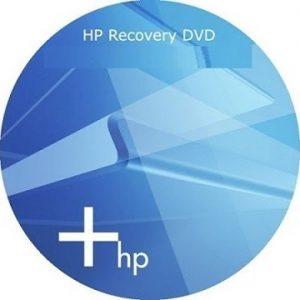 Диск восстановления предустановленной ОС для HP