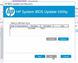 Восстановление BIOS на HP 15 BS525UR | Сервисный центр HP