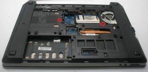 Разборка ноутбука HP 4530s
