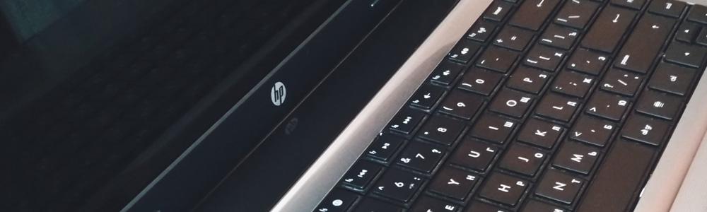 Не включается экран на ноутбуке HP
