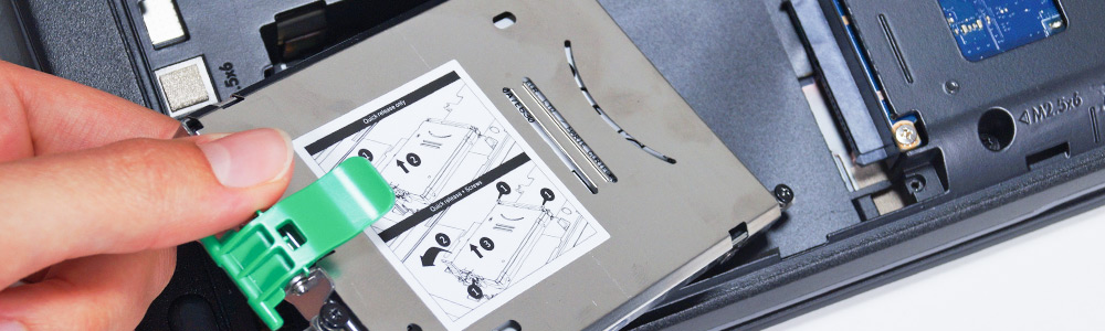 Ремонт и замена жесткого диска